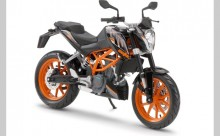 Undertail KTM 390 Duke