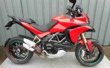 ABS ring achter Ducati Multistrada 1200