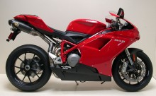 Air cleaner case Ducati 848