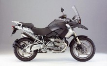 Kofferset BMW R 1200 GS