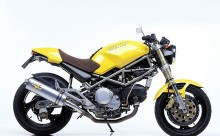 Downpipes Ducati monster 1000