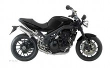 Wind screen Triumph Speed Triple 1050