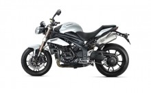 Fussrastenanlage Triumph Speed Triple 1050