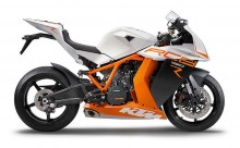Undertail KTM RC 8