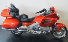 Honda Goldwing GL1800 2001 - 2005
