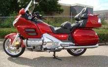 Honda Goldwing GL1800 2006 - 2012