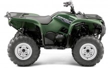 Arm Yamaha Grizzly Quad