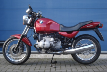 Cardan as BMW R 100 R Mystic