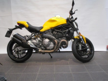 ABS System Ducati Monster 821