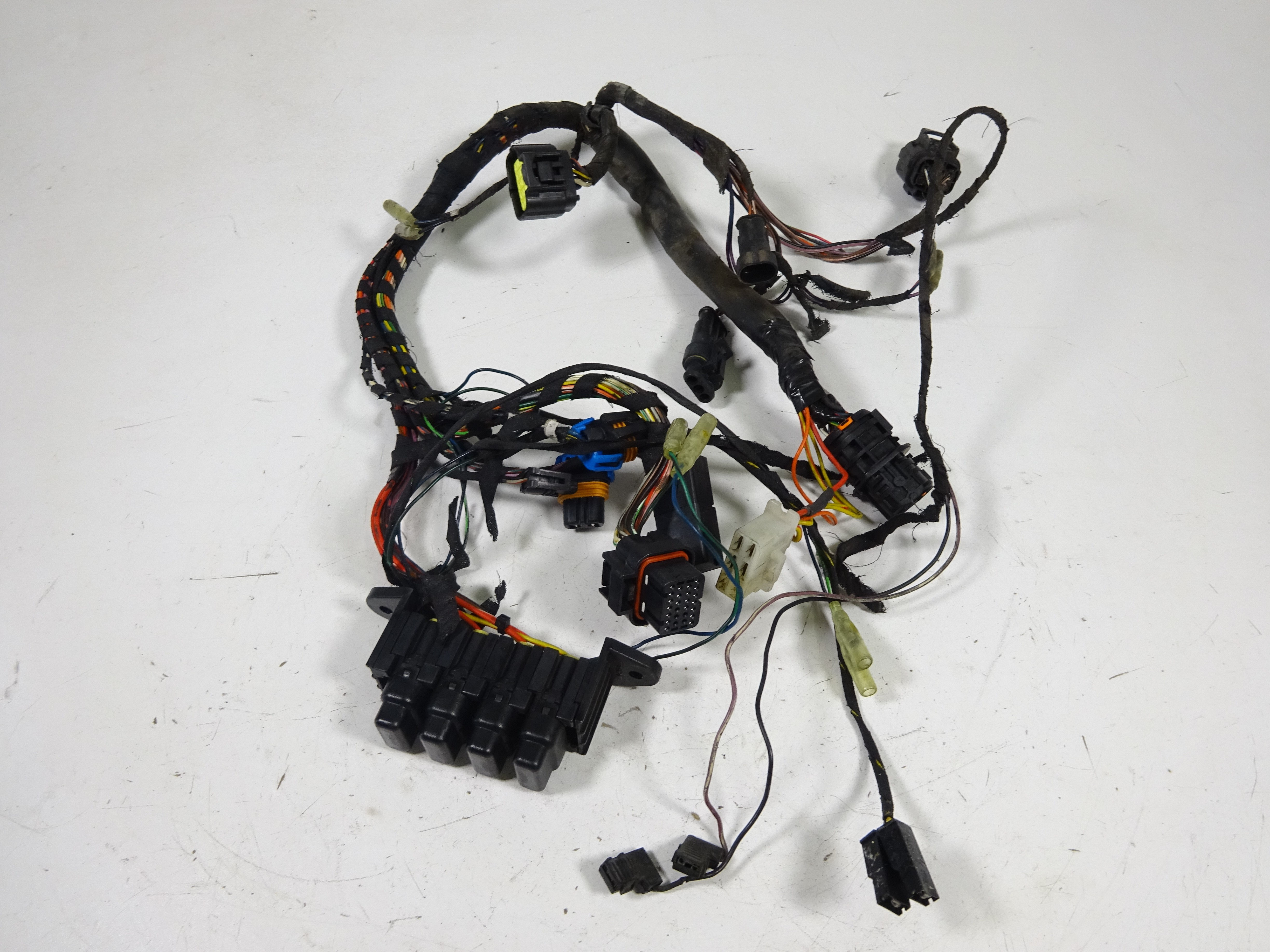 Ducati 999 Wiring Harness Free Diagram For You 848 Headlight Wire Front 749 2002 2007 201227035 996 1098