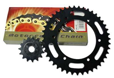 Chain and sprocket kit Honda VFR 800 I