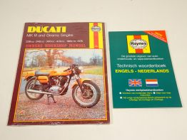 Instruction manual Ducati Overige Ducati