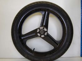 Front wheel with tyre Honda CB 1