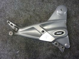 Main step holder right Triumph Trophy 900