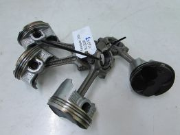 Piston set Kawasaki ZX 6 R