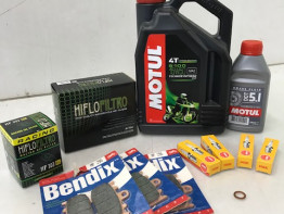 Service pack Yamaha XJ 900 S Diversion