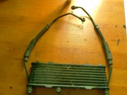Oil cooler Suzuki GSX F 600