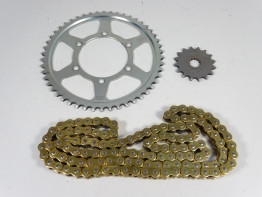 Chain and sprocket kit Triumph Tiger 800