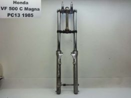 Front pipes complete Honda VF 500
