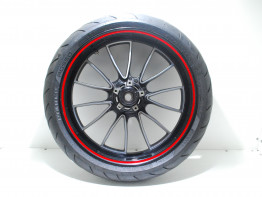 Front wheel with tyre Ducati Diavel