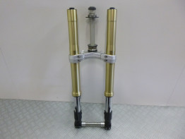 Front pipes complete Triumph Street Triple 675