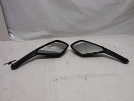 Mirror set Triumph Street Triple 675