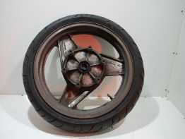 Front wheel with tyre Kawasaki ZX 10 R