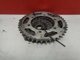 Chain and sprocket kit Yamaha MT 07