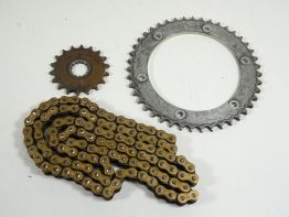 Chain and sprocket kit Triumph Speed Triple 955