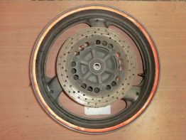 Front wheel complete Yamaha XJ 900 S Diversion