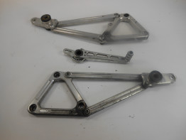 Footpegs left and or right Kawasaki Z 1000