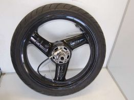 Front wheel with tyre Kawasaki ZXR 750