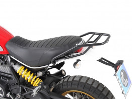 Rear carrier top box Ducati Scrambler
