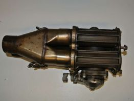Exup pipe without downpipes Honda CBR Fireblade