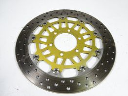 Braking disc right front Triumph 595 T Daytona