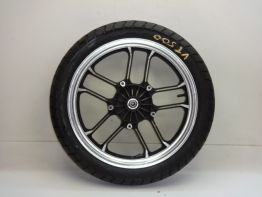 Front wheel with tyre Honda VT 500