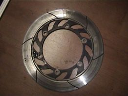 Rear brake disc Honda VFR 800 I