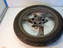 Front wheel with tyre Yamaha XJ 600 Diversion