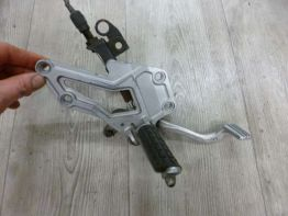 Footpegs left and or right Kawasaki GPX 750