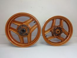 Rim set Honda VF 1000 F
