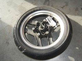 Front wheel with tyre Honda VF 700 750 S Sabre