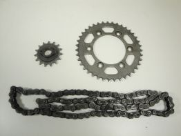 Chain and sprocket kit Ducati monster 900