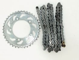 Chain and sprocket kit Aprilia Tuono 1000