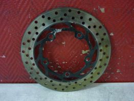 Rear brake disc Yamaha FZ6