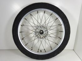 Front wheel with tyre Aprilia Caponord 1000