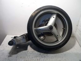 Rear wheel complete Triumph Speed Triple 955