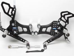 Footpegs left and or right KTM RC 8