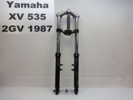 Front pipes complete Yamaha XV 535 Virago