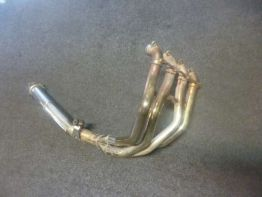 Downpipes Triumph Speed four