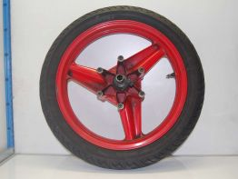 Front wheel with tyre Honda CBR 600 F
